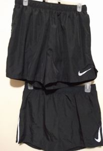 Lot of 2 Men's Nike Dri-Fit Running Shorts Size XL